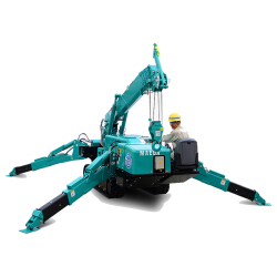 前田蜘蛛式起重机MC-305C